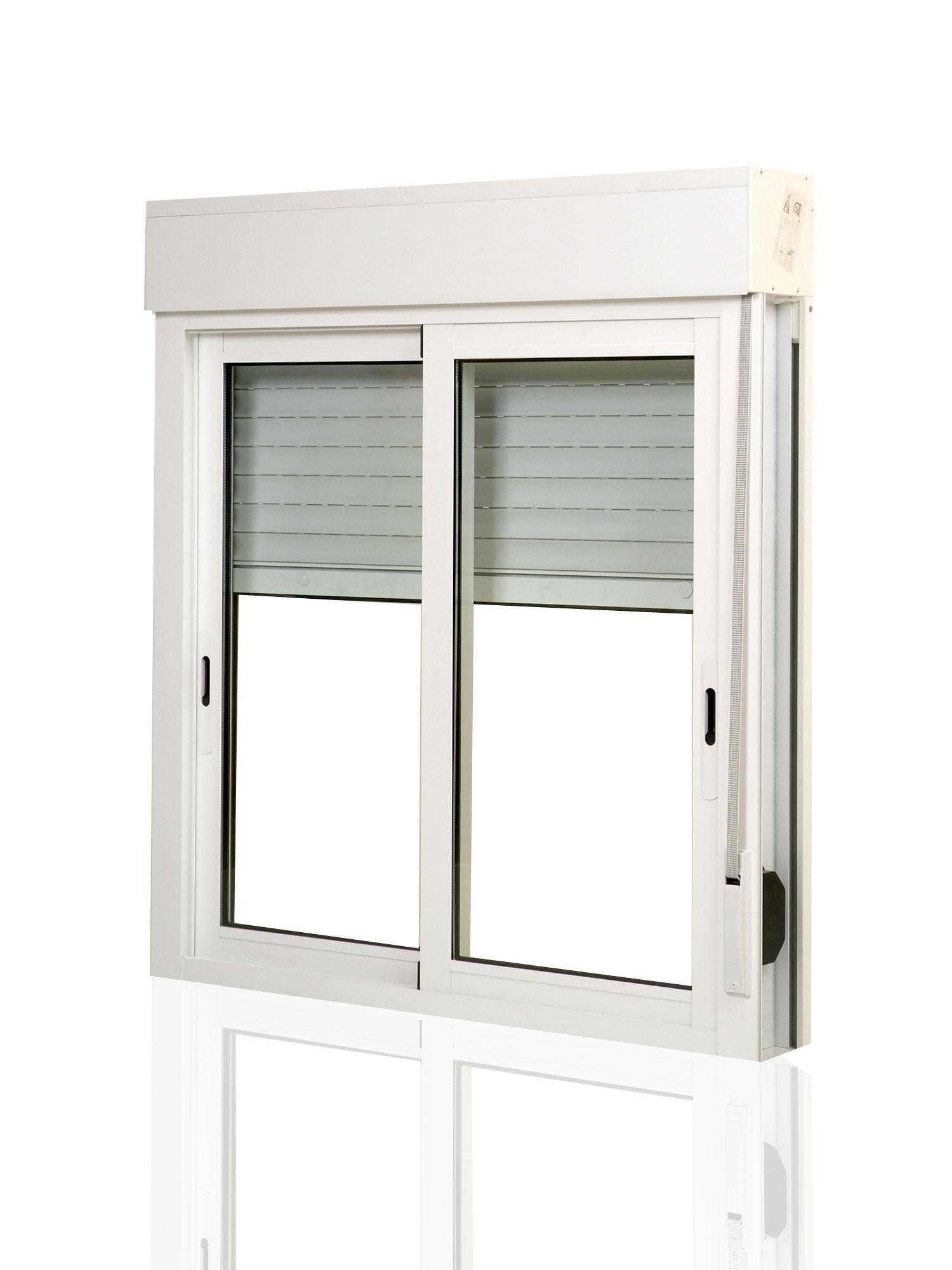 Dediser ventanas for Ventanas con persianas incorporadas